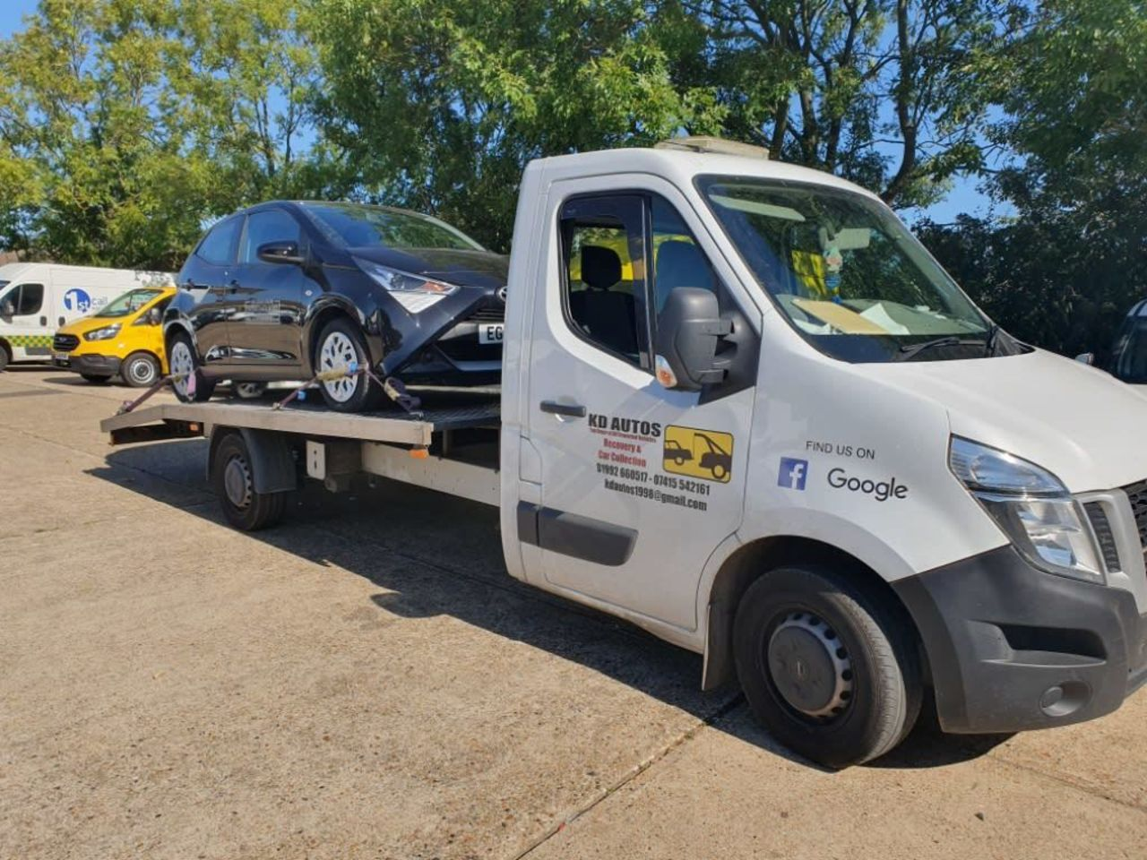 Essex's foremost car recovery and breakdown company.